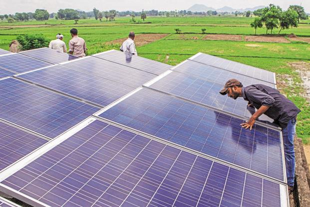 Arun Jaitley focusses on clean power and energy security - banner'