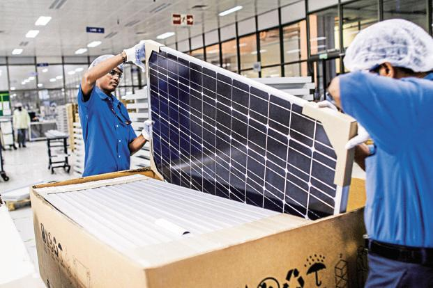 Indian solar power producers may get module prices relief - banner