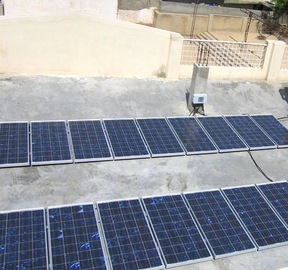 Time to ditch diesel generators for solar rooftops - banner