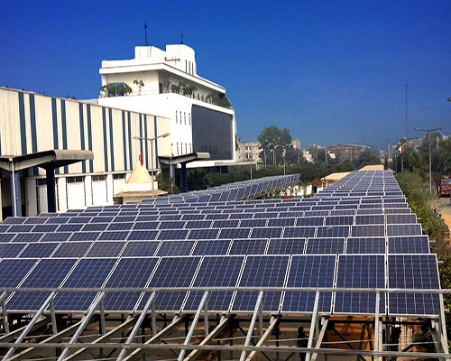 Botil solar power system 1