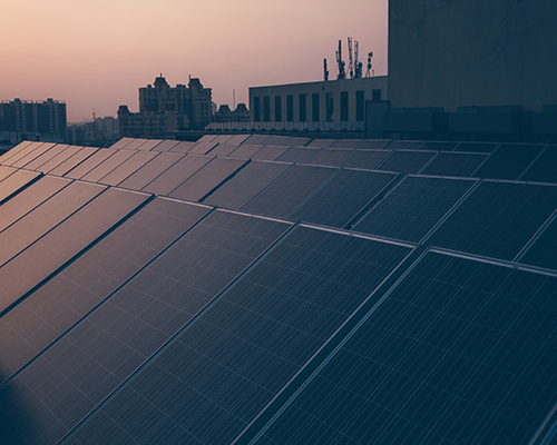 Defence Land Systems India Limited rooftop solar plant 1