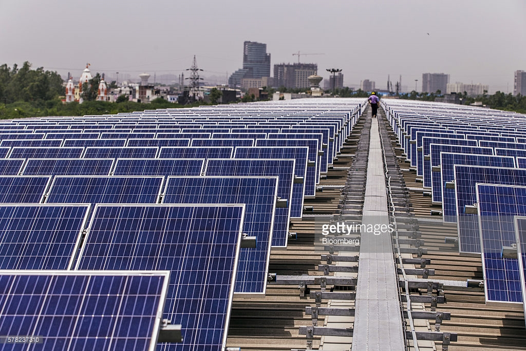 Yamaha - largest rooftop solar power plant by Amplus 4