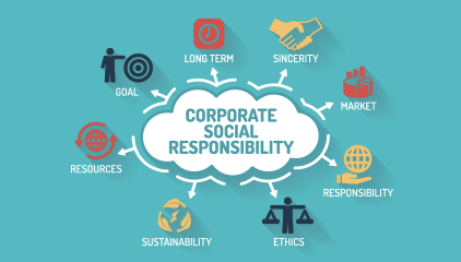 Corporate Social Responsibilty initiatives