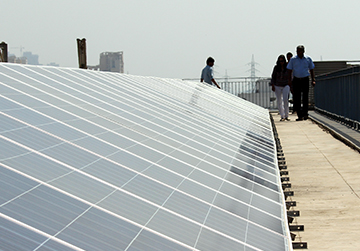 rooftop solar power plant 1
