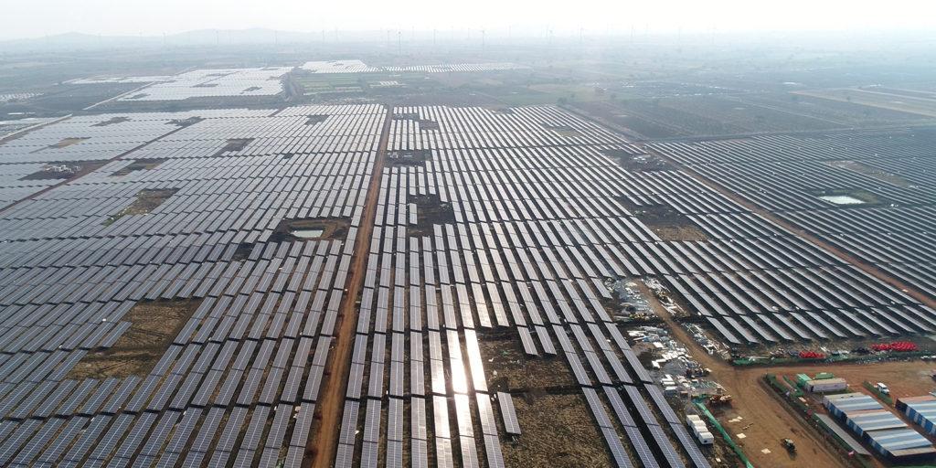 The Veera Open Access solar farm
