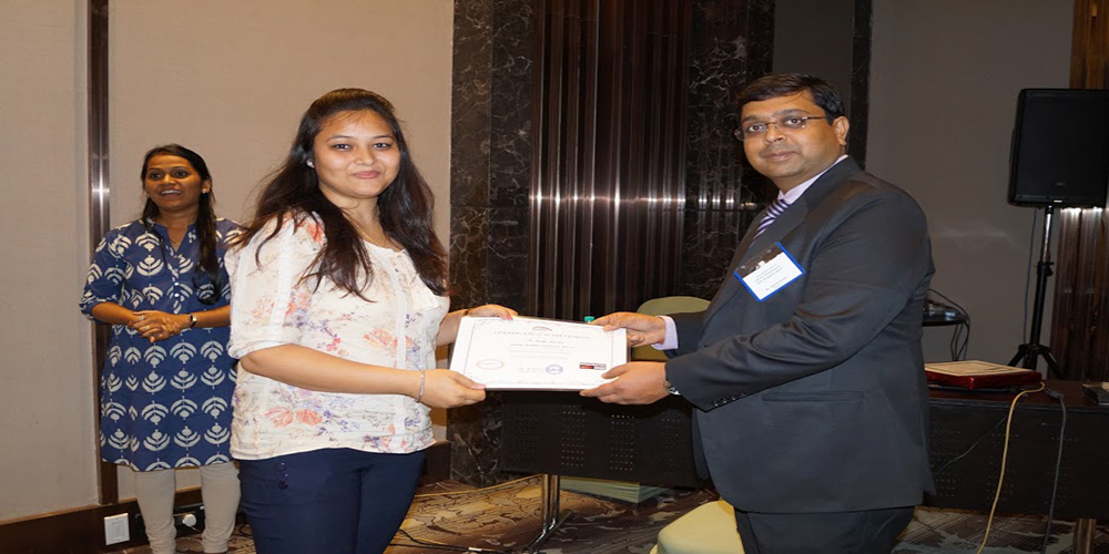 Amplus honoured with India Infrastructure Award