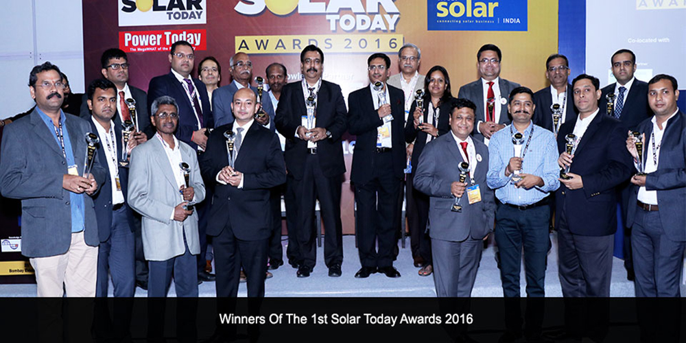 Amplus awarded Solar Today Awards