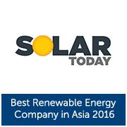 الطاقة الشمسية اليوم