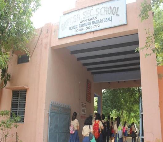 مبادرات Amplus Solar CSR- مشروع Sehpaathi